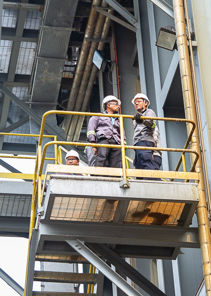 PPIC of power plant training