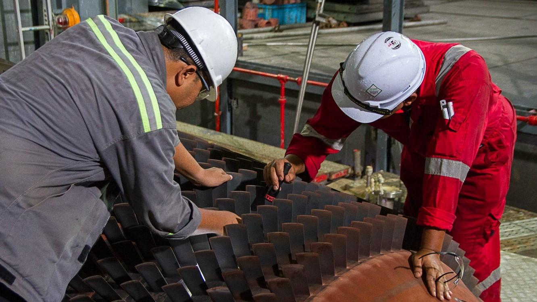 TT STP for power plant training