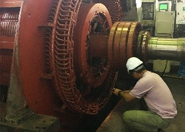 inspection of power plant training